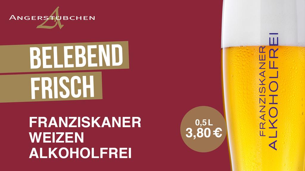 Franziskaner-Alkoholfrei